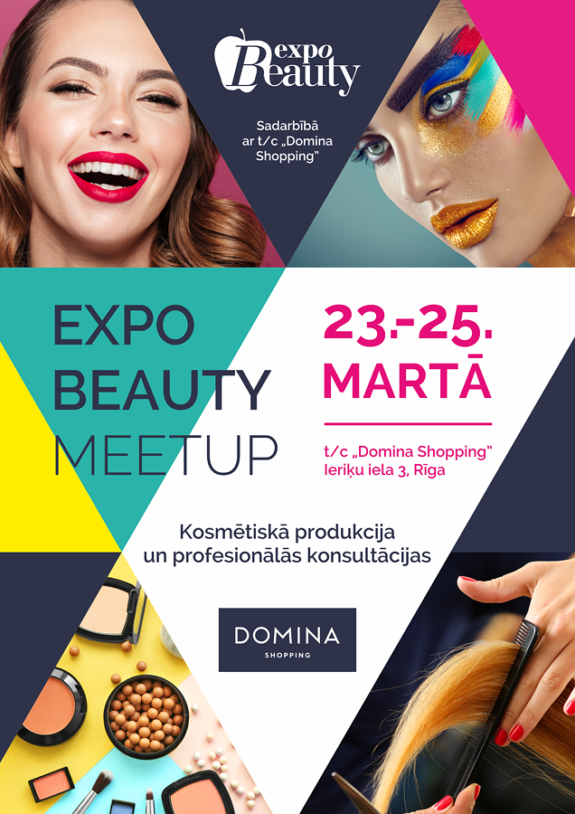 EXPO BEAUTY MEETUP 2018
