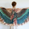 Šalles-putnu spārni
